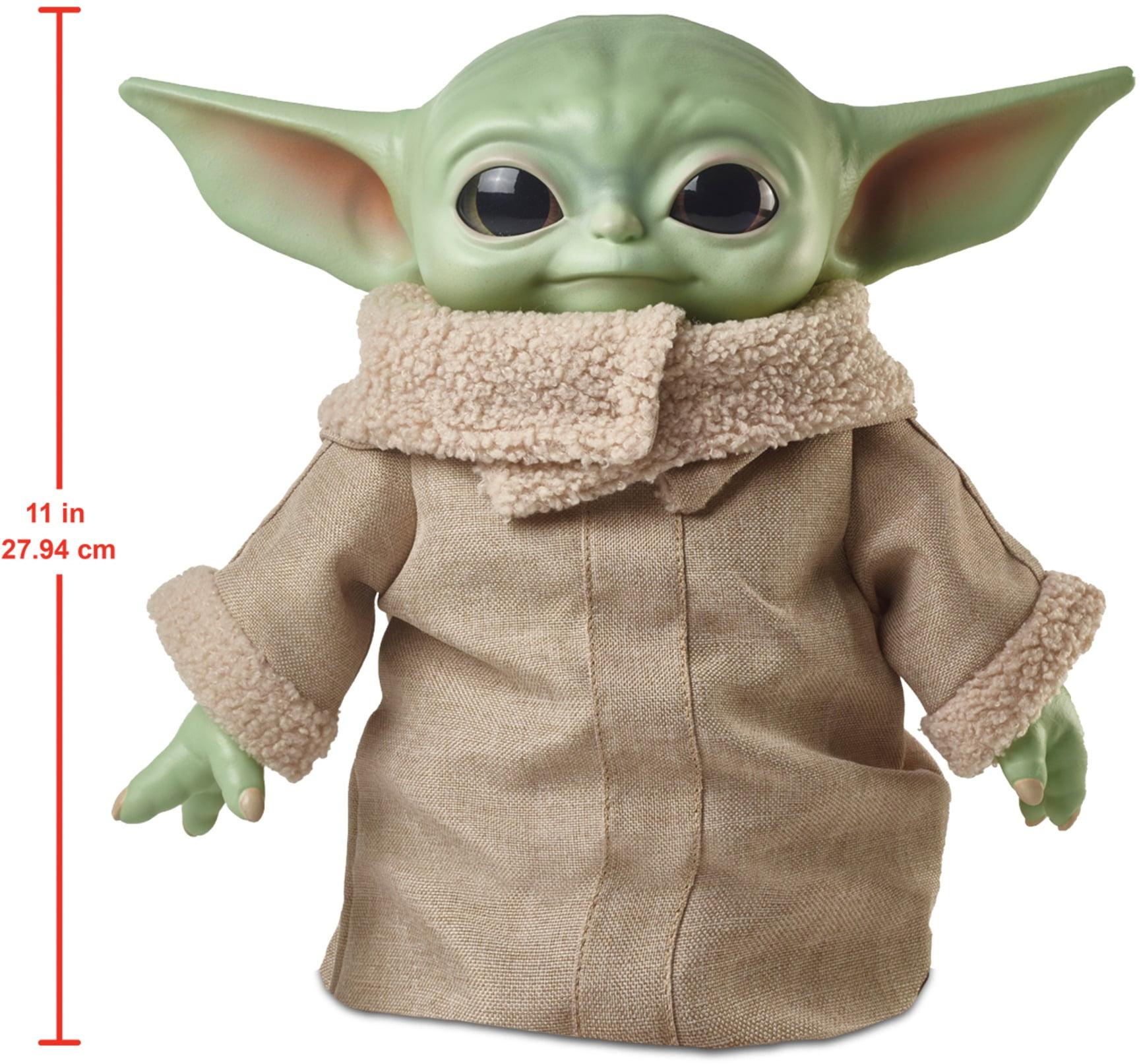 The Child Baby Yoda Plush Star Wars Knob Frog Necklace Mandalorian 2 11 Costco
