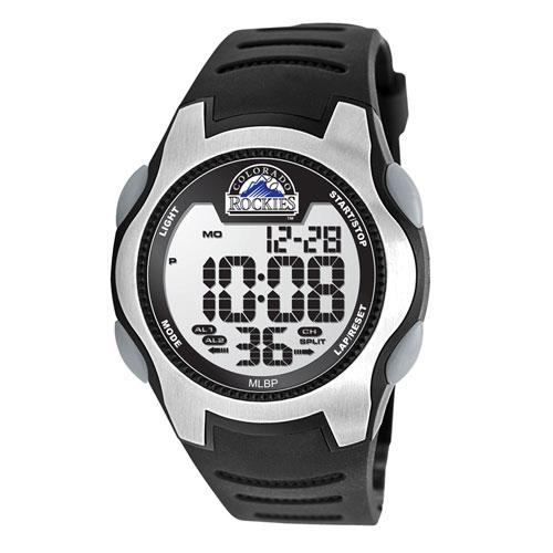 MLB - Colorado Rockies Training Camp Digital Watch