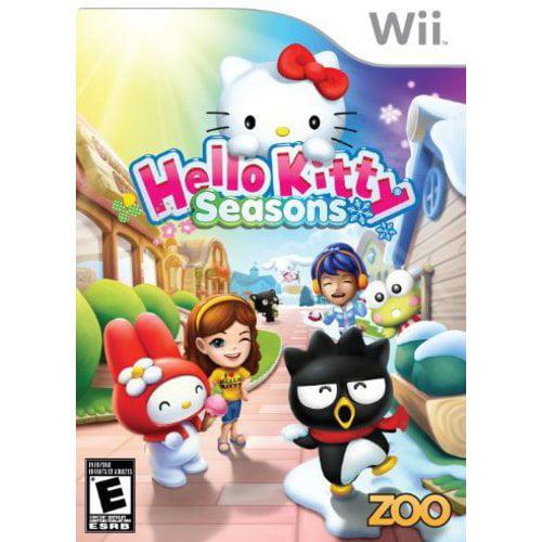 Hello Kitty Seasons (Wii)