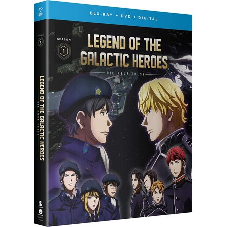 Legend of the Galactic Heroes: Die Neue These Season 1 (Heroes Get Remembered But Legends Never Die)