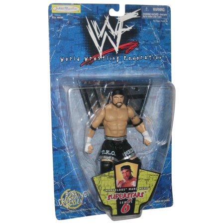 WWF Marvelous Marc Mero Wrestling WWE Action Figure - (Jakks Pacific) Wwe Jakks Toy Figure