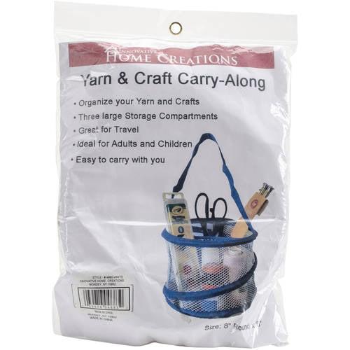 "Yarn & Craft Carry-Along, 8"" x 6"""