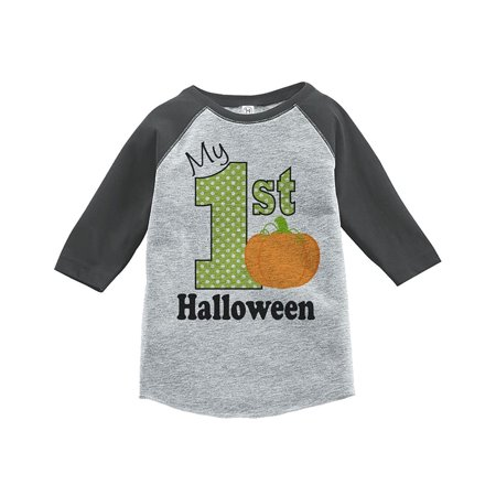 Custom Party Shop Youth My First Halloween Shirt - Small (6-8) T-shirt