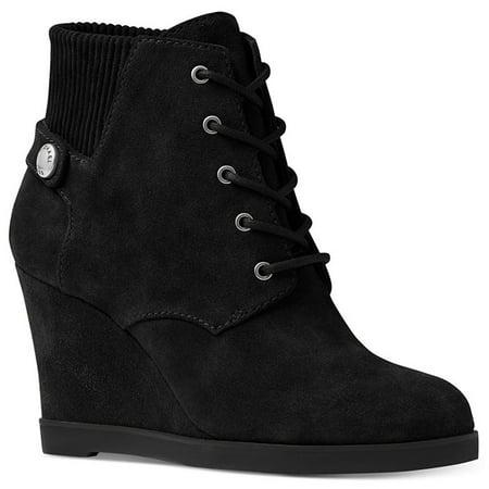 MICHAEL Michael Kors Womens Carrigan Wedge Closed Toe Ankle Fashion -
