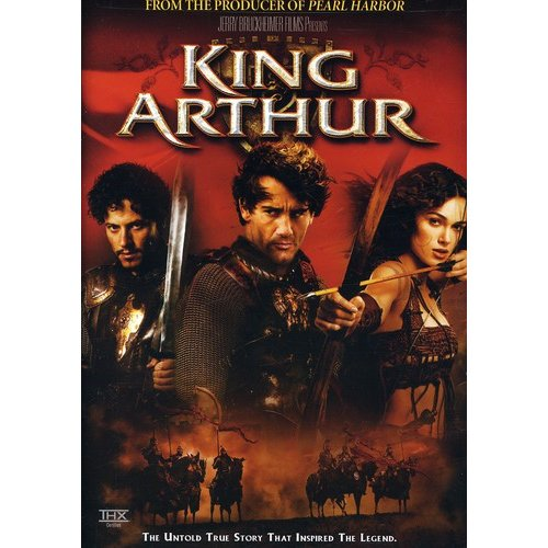 King Arthur (Full Frame)