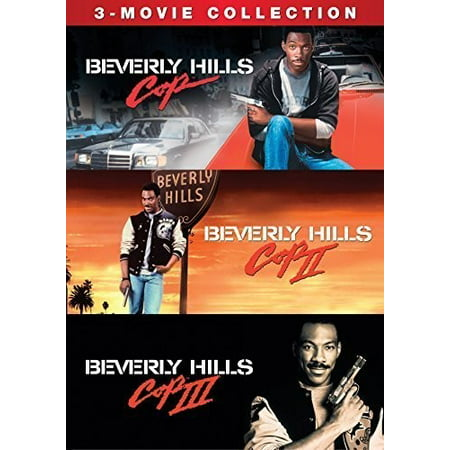 Beverly Hills Cop  3 Movie Collection
