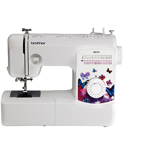 Brother 37-Stitch Special Edition Butterfly Blossom Sewing Machine, Model BB370