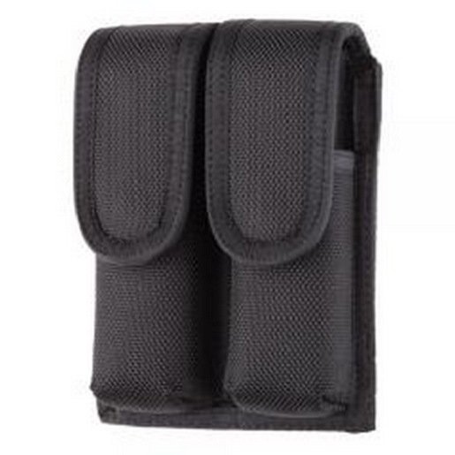 Aker Leather C910 3-4 A-TAC Double Magazine Pouch Black F...