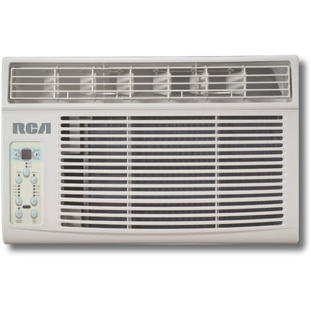 Rca Race8002e 8 000 Btu Electronic Window Air Conditioner With Remote Control