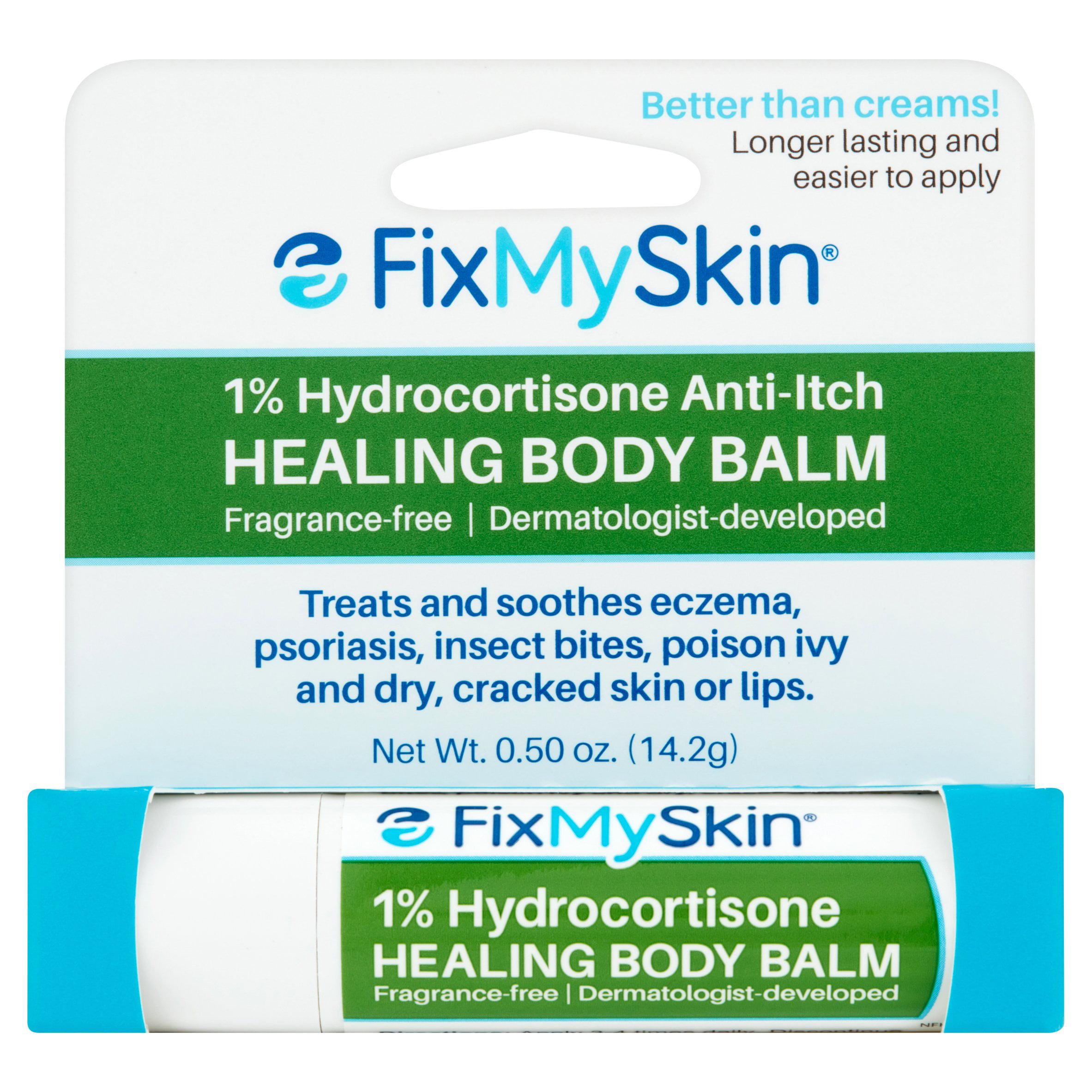 FixMySkin Healing Body Balm, .5 oz