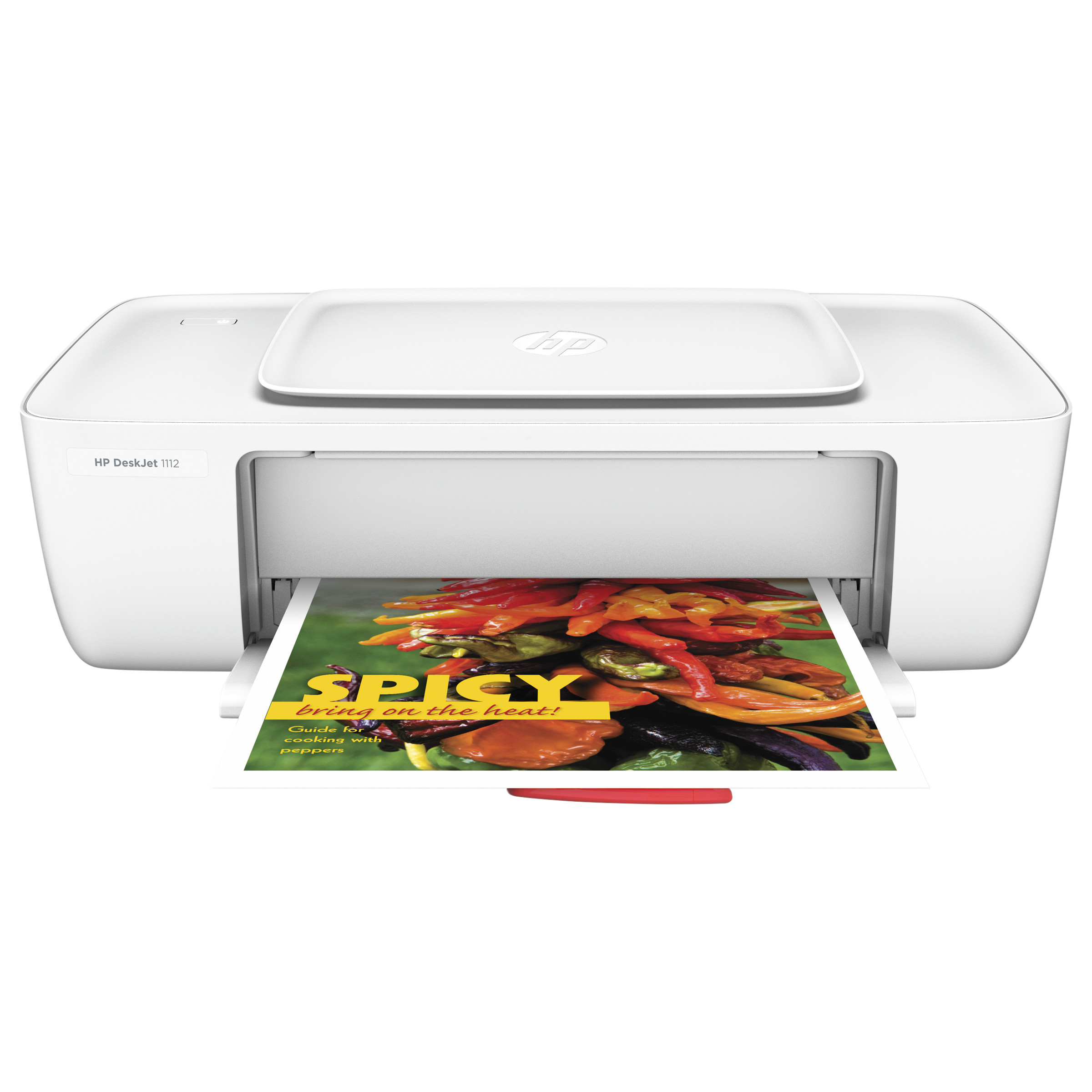 hp deskjet 1112 inkjet printer walmart com