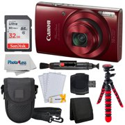 Canon PowerShot ELPH 190 Digital Camera w/ 10x Optical Zoom and Image Stabilization - Best Reviews Guide