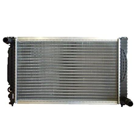 Radiator - Pacific Best Inc For/Fit 2035 97-02 Audi A4 S4 98-05 VW Passat 6cy/2.8L Manual Transmission Plastic Tank Aluminum