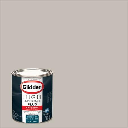 Glidden High Endurance Plus Exterior Paint and Primer Shadowbox Beige