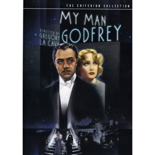 My Man Godfrey [Criterion Collection] (Full Frame)