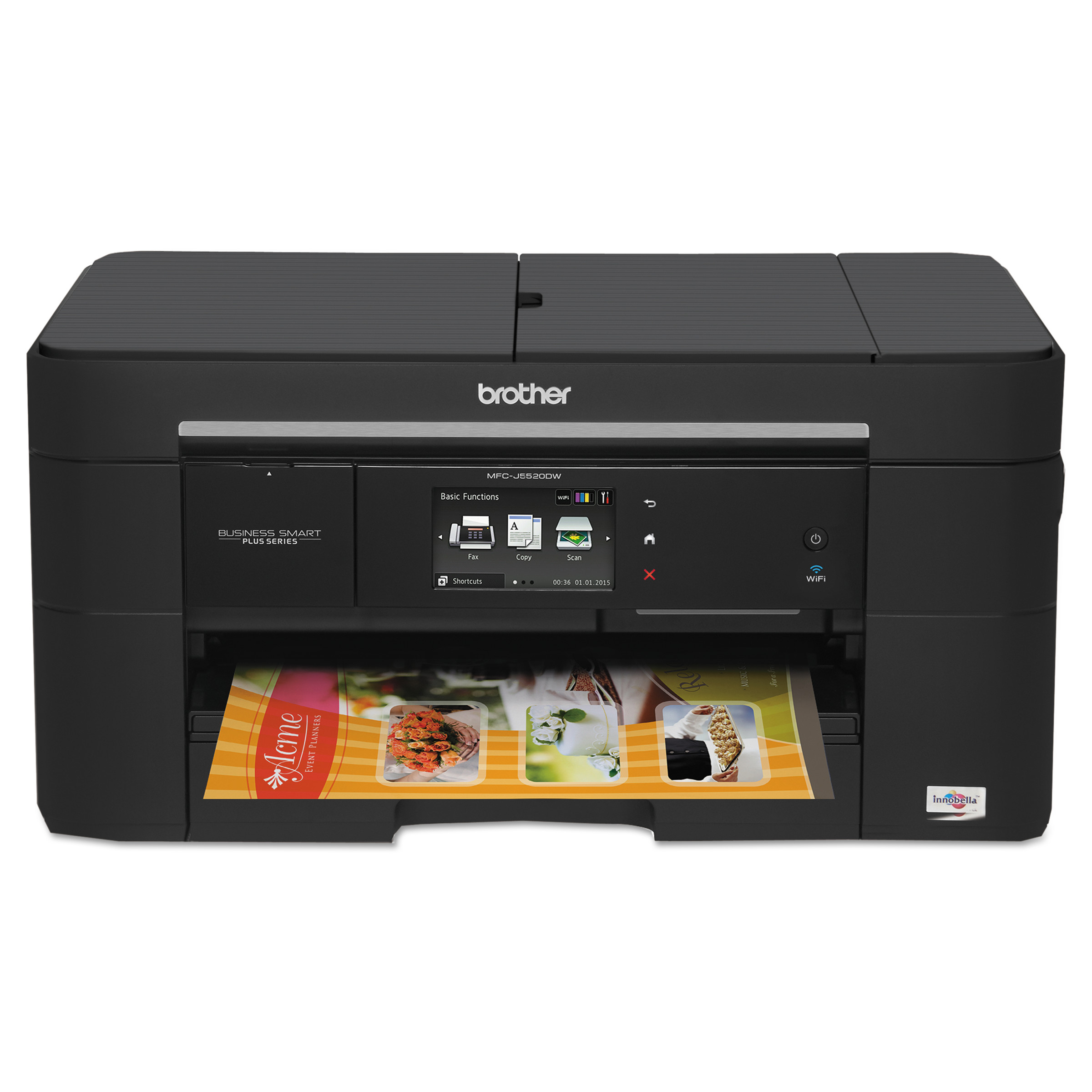 Brother Business Smart Plus MFC-J5520DW All-in-One Inkjet...