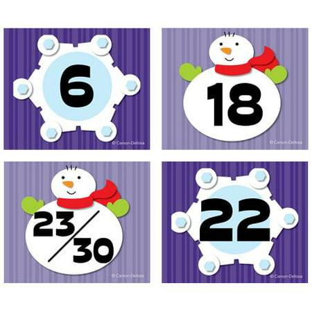 Snowflake/Snowman Cut-Outs](Snowman Cut Out)