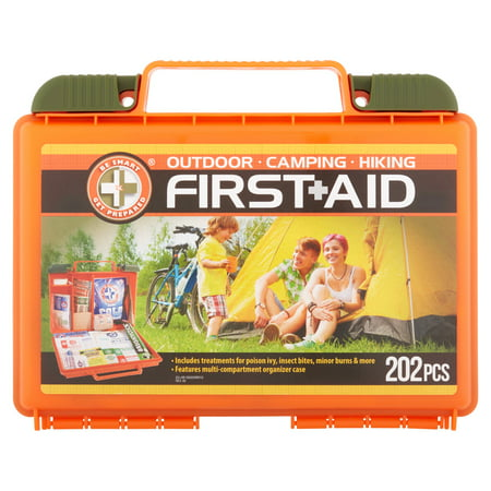 First Aid Kit, 202 count