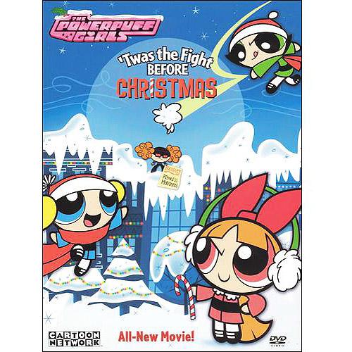 Powerpuff Girls - Twas the Fight Before Christmas