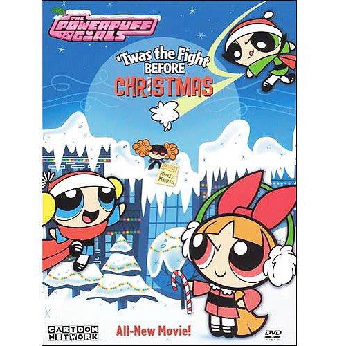 powerpuff girls twas the fight before christmas full frame walmartcom - The Fight Before Christmas