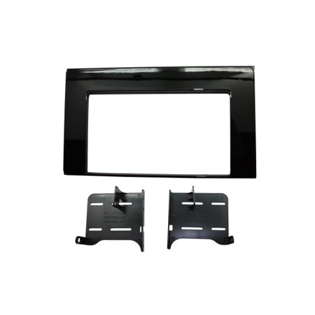 SCOSCHE TA2159B2016-up Toyota Prius ISO Double DIN w/ Pocket Mounting Dash  Kit for Car Radio / Stereo Installation