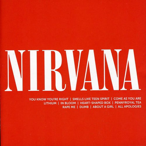 Nirvana - Icon Series: Nirvana (CD)