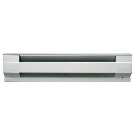 - Cadet Baseboard Heater Ul 120 V/8.33 A White 48