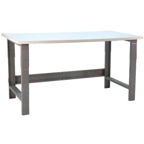 BENCHPRO RE3072 + GSN Ergo Workbench, Gray,72Lx30Wx30H In. G8063142