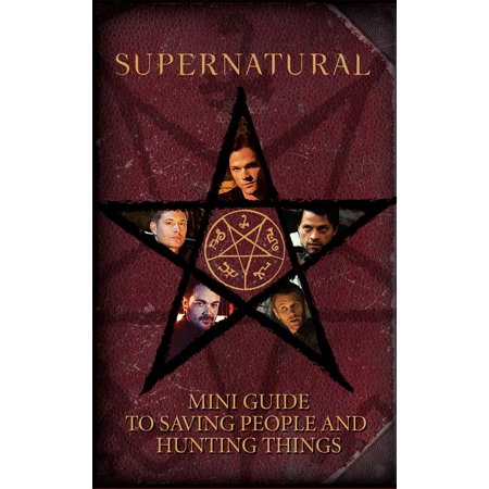 Supernatural: Mini Guide To Saving People and Hunting (Hunting Boot Reviews)