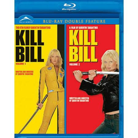 KILL BILL VOL. 1 & 2 [BLU-RAY] [CANADIAN] - Kill Bill Characters