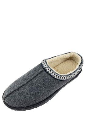 George Men's Knit Collar Clogs