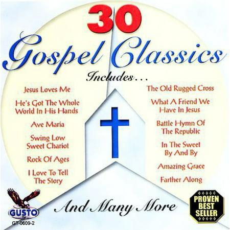 30 Gospel Classics