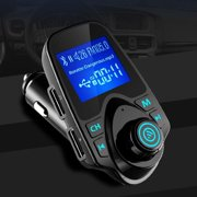 Car Kits Wireless USB Charger Bluetooth FM Transmitter Radio Adapter MP3 Player