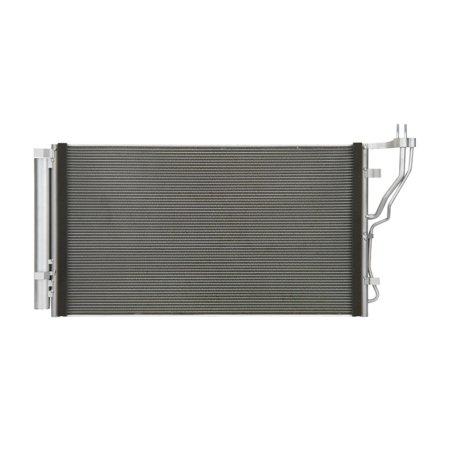 A/C AC Condenser For Hyundai Kia Fits Sonata Optima 3888