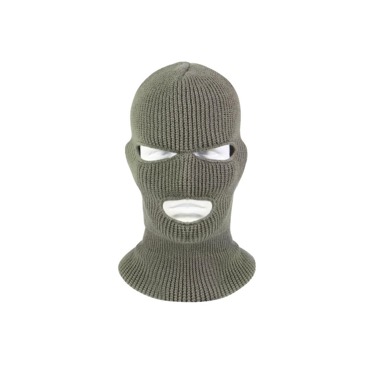 Rothco Acrylic Three-Hole Face Mask by Rothco