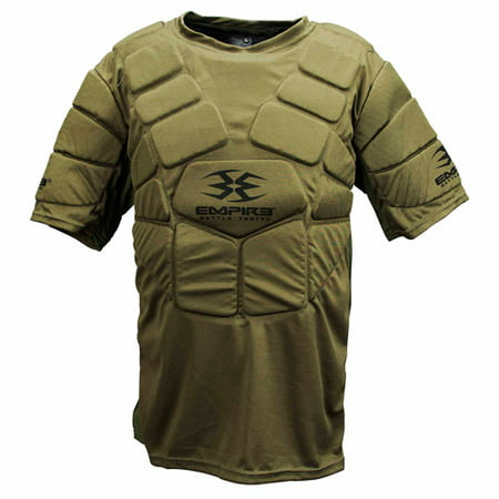 Empire Paintball and Airsoft Chest Protector Olive (Best Paintball Chest Protector)