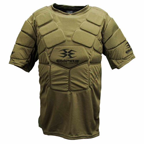 Empire BT Chest Protector 12, Olive