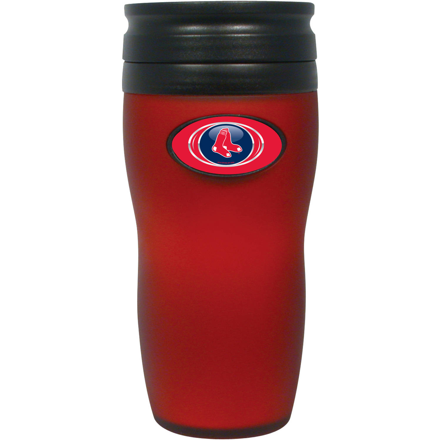 MLB Soft Touch Travel Tumbler, Boston Red Sox