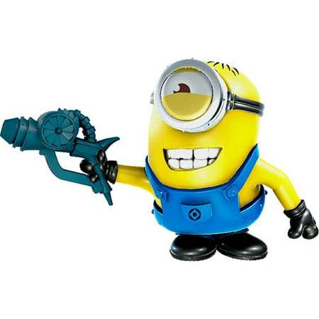 Despicable Me Battle Pods Crack Shot Carl Micro Figure - Carl Minion