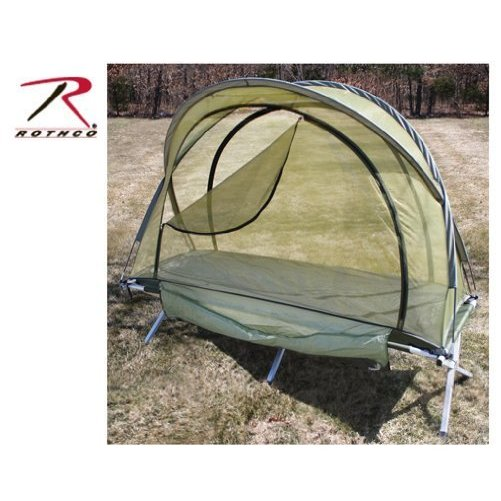 Rothco Free Standing Mosquito Net Tent by BlackBeltShop