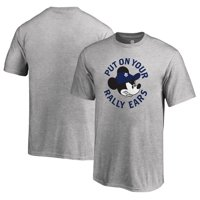 77e0205ee Product Image Toronto Maple Leafs Fanatics Branded Youth Disney Rally Ears T -Shirt - Heathered Gray
