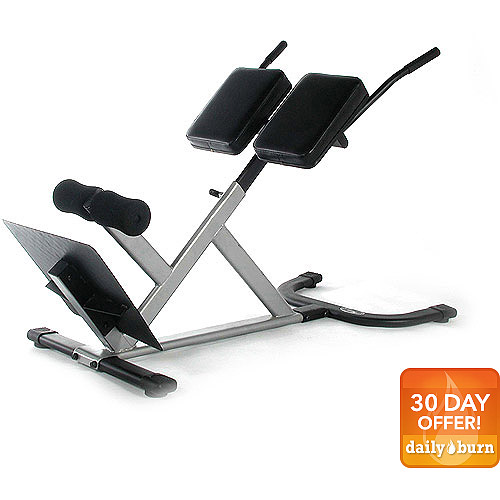 CAP Strength 45-Degree Hyperextension Workout Machine