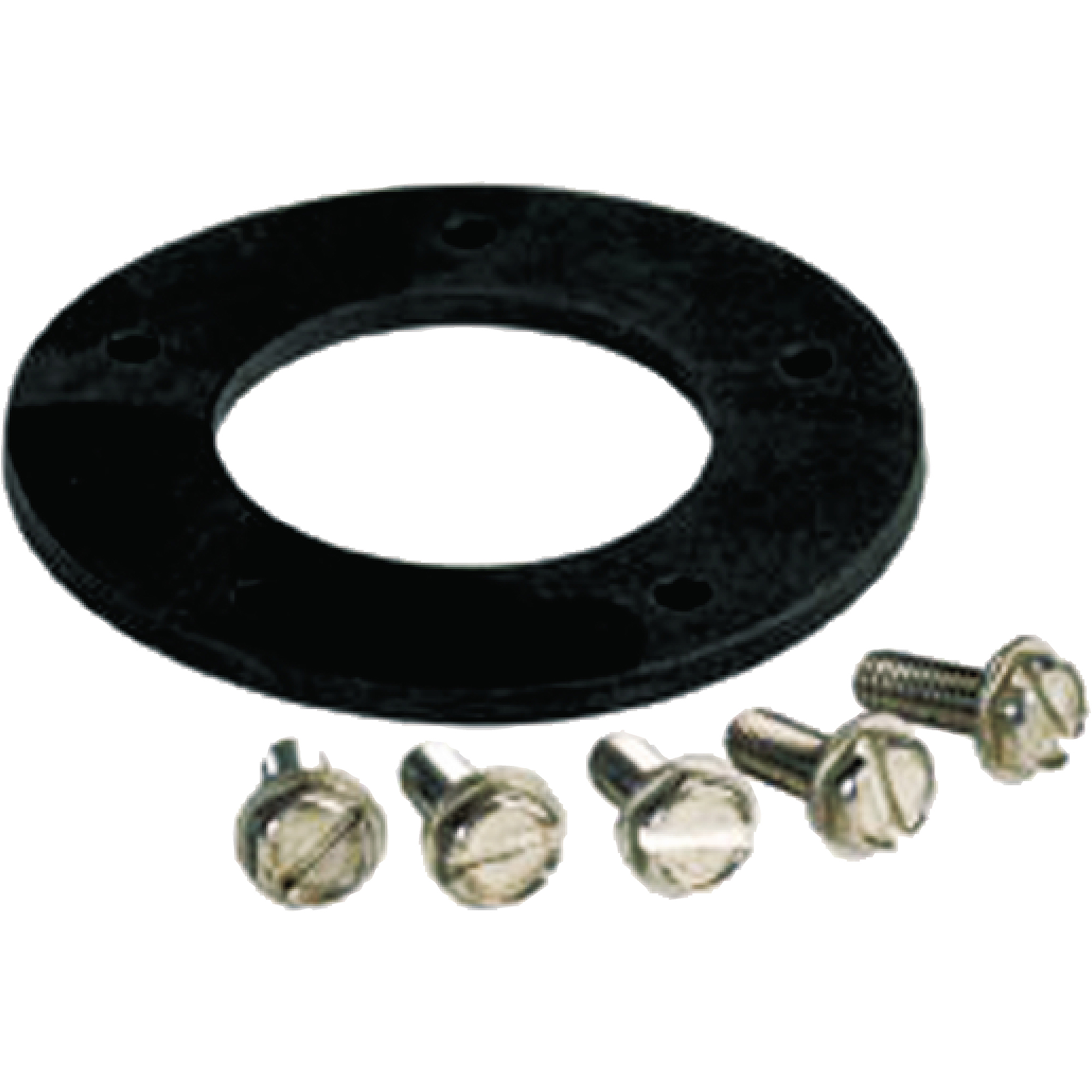 Moeller Universal 5-Hole Gasket with Fine/Course Screws and Washers for Sending Units