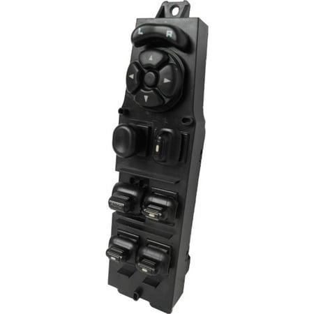 Jeep Cherokee Master Power Window Switch 1997-2001 (1997 1998 1999 2000 2001) (electric control panel lock button auto driver passenger door)