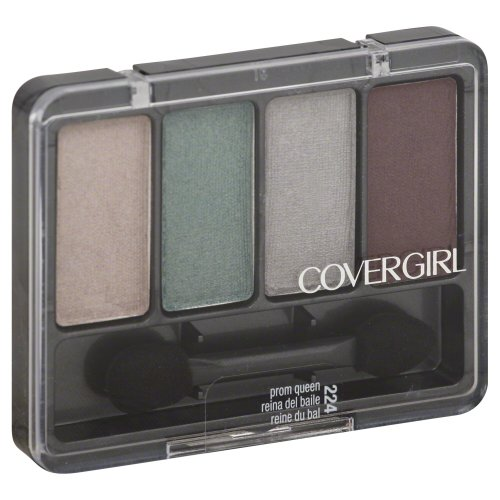 CoverGirl Eye Enhancers 4-Kit Eye Shadow, Prom Queen 224, 0.19 oz