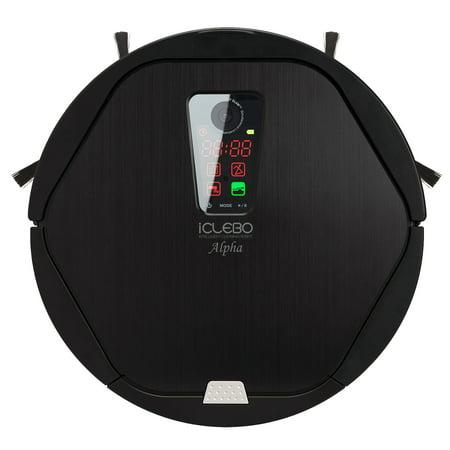 Iclebo Alpha Yujin Robot Vacuum Cleaner Ycr M05 90