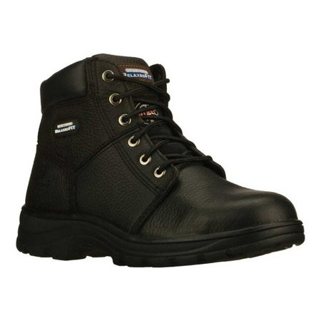 6b2c796f18c1e Men's Skechers Work Relaxed Fit Workshire Steel Toe - Walmart.com