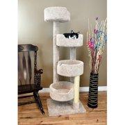New Cat Condos 64`` New Stairway Cat Condo