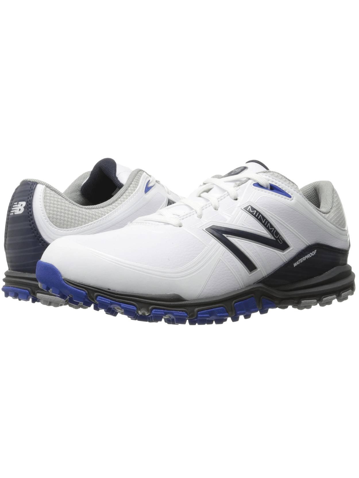 New Balance NBG1005 Men's Minimus Spikeless Golf Shoe, Brand New - by New Balance