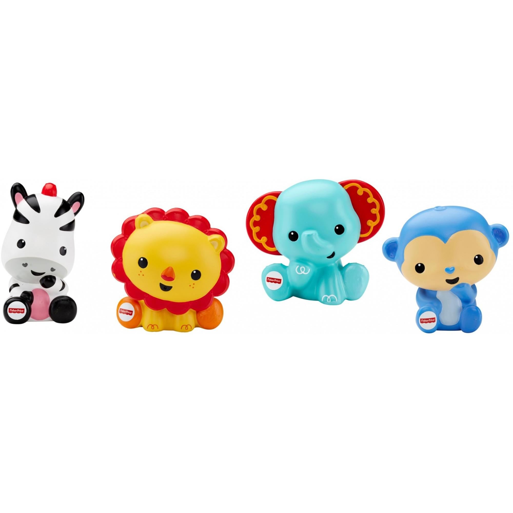 Fisher Price Rainforest Bath Squirters by Fisher-Price